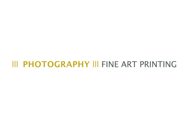 Logo Photography|||Fine Art Printing