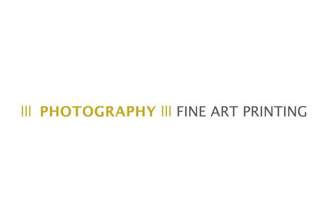 Logo Photography   Fine Art Printing