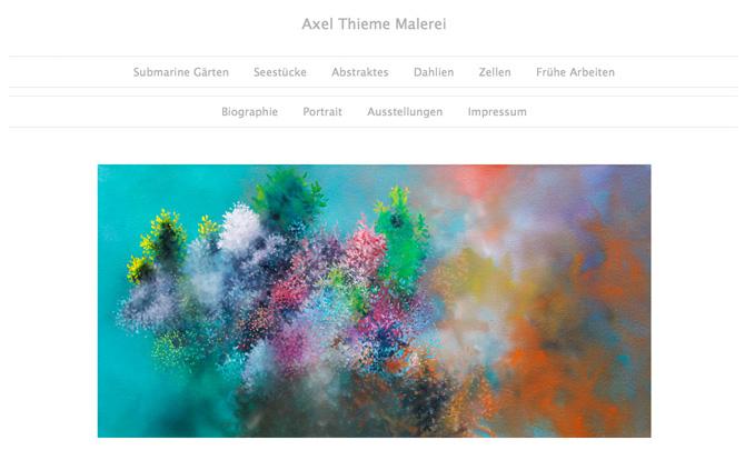 Website Thieme